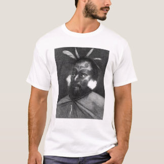 Portrait of a Man of New Zealand T-Shirt