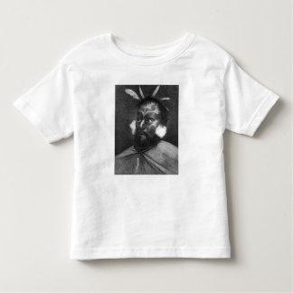 Portrait of a Man of New Zealand Toddler T-Shirt