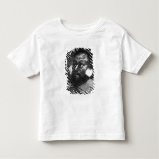 Portrait of a Man of New Zealand Toddler T-Shirt