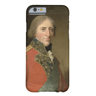 Portrait of a Man (oil on canvas) Barely There iPhone 6 Case