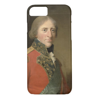 Portrait of a Man (oil on canvas) iPhone 8/7 Case