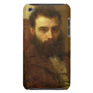 Portrait of a Man (oil on panel) iPod Touch Case-Mate Case