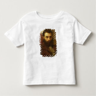 Portrait of a Man (oil on panel) Toddler T-Shirt