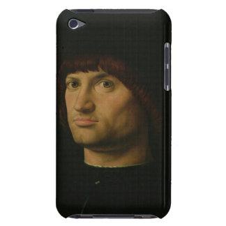 Portrait of a Man, or The Condottiere, 1475 (oil o iPod Touch Case
