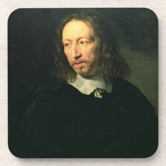 Portrait of a Man, possibly of Robert Arnauld of A Beverage Coasters