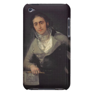 Portrait of a man presumed to be Don Evaristo Pere iPod Case-Mate Cases