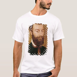 Portrait of a Man with a Beard T-Shirt