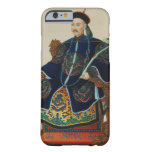 Portrait of a Mandarin (w/c) Barely There iPhone 6 Case