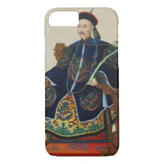 Portrait of a Mandarin (w/c) iPhone 8/7 Case