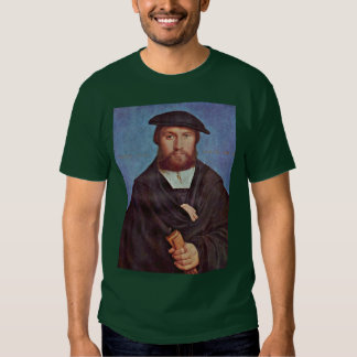 Portrait Of A Merchant From Cologne Wedigh Tees