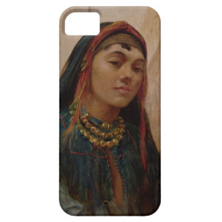 Portrait of a Middle Eastern Girl, c.1859 (oil on iPhone 5 Case