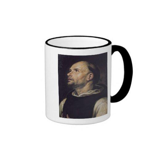 Portrait of a Monk Coffee Mugs