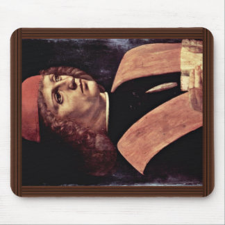 Portrait Of A Musician, By Leonardo Da Vinci Mouse Pad
