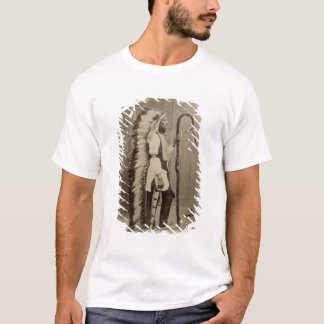 Portrait of a Native American from 'Buffalo Bill's T-Shirt