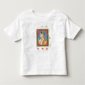 Portrait of a noble lady, from the Small Clive Alb Toddler T-Shirt