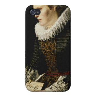 Portrait of a Noble Woman Case For iPhone 4