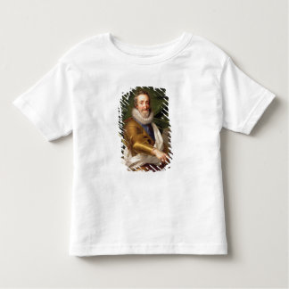 Portrait of a Nobleman in Armour Toddler T-Shirt