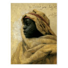 Portrait of a Nubian Postcard