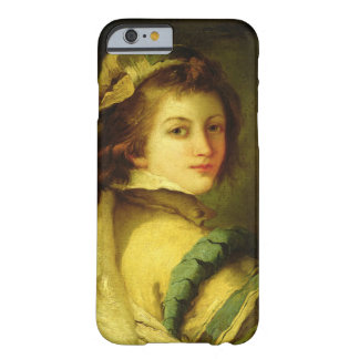 Portrait of a Page, 1762-70 (oil on canvas) Barely There iPhone 6 Case