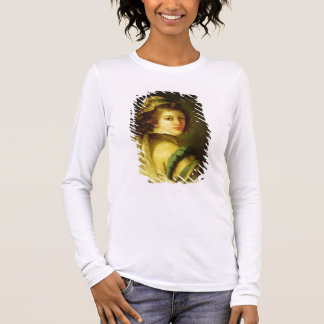 Portrait of a Page, 1762-70 (oil on canvas) Long Sleeve T-Shirt