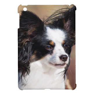 Portrait Of A Papillon Sitting In The Wind Case For The iPad Mini