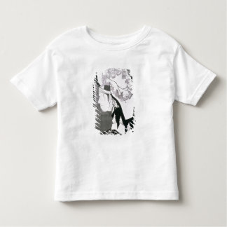 Portrait of a Ronin, from 'Seichin Gushi Shozo' Toddler T-Shirt