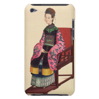 Portrait of a Tartar Woman (w/c) Case-Mate iPod Touch Case