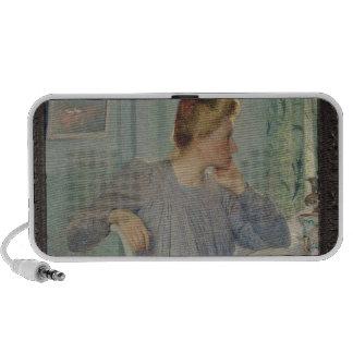 Portrait of a Woman 1900 PC Speakers