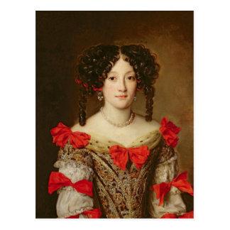 Portrait of a Woman 3 Postcard
