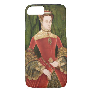 Portrait of a Woman, aged 16, previously identifie iPhone 8/7 Case