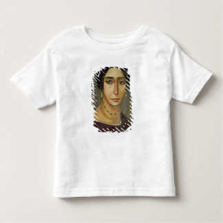 Portrait of a woman, from Fayum, 1st-4th century Tees