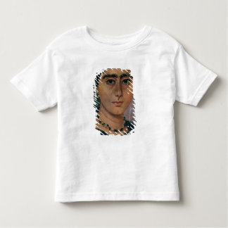 Portrait of a woman, from Fayum, 1st-4th century Toddler T-Shirt