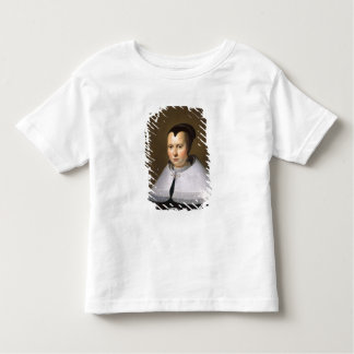 Portrait of a Woman (oil on panel Toddler T-Shirt
