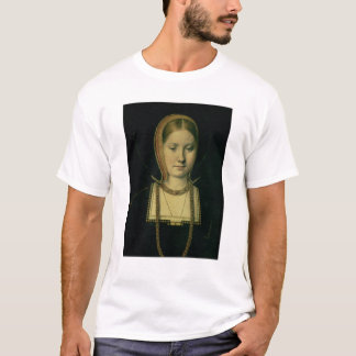 Portrait of a woman, possibly Catherine of Aragon T-Shirt