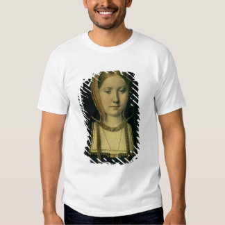 Portrait of a woman, possibly Catherine of Aragon Tee Shirts