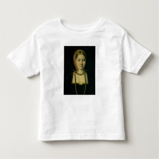 Portrait of a woman, possibly Catherine of Aragon Toddler T-Shirt