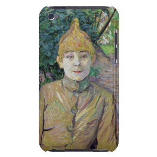 Portrait of a woman, possibly the French dancer Lo iPod Case-Mate Cases