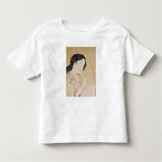 Portrait of a Woman Toddler T-Shirt