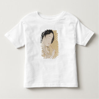 Portrait of a Woman Toddler T-Shirt