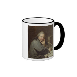 Portrait of a Writer 1772 Coffee Mugs