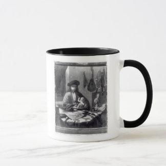 Portrait of a Young Artist Mug