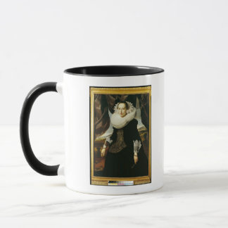 Portrait of a Young Dutch Woman Mug