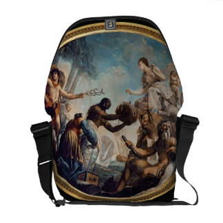 Portrait of a young Gentleman (oil on canvas) Courier Bags