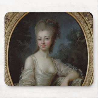 Portrait of a Young Girl, 1775 Mouse Mat