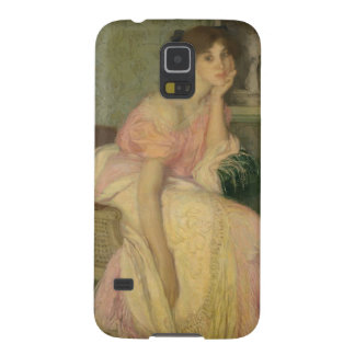 Portrait of a Young Girl, 1906 Galaxy S5 Case