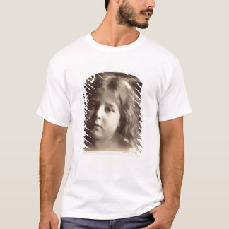 Portrait of a Young Girl (albumen print from a col T-Shirt