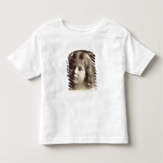 Portrait of a Young Girl (albumen print from a col Toddler T-Shirt