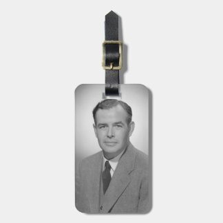 Portrait of a Young Man Bag Tag