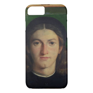 Portrait of a Young Man, c.1505 (oil on panel) iPhone 8/7 Case