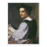 Portrait of a Young Man, c. 1517-20 Posters